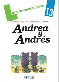 Lectura Quad - Andrea I Andres - Concha Lopez Narvaez