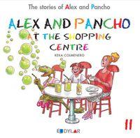 ALEX & PANCHO AT THE SHOPPING CENTER