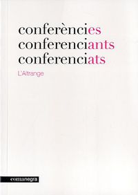 CONFERENCIES CONFERENCIANTS CONERENCIATS