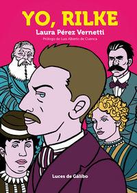 Yo, Rilke - Laura Perez Vernetti