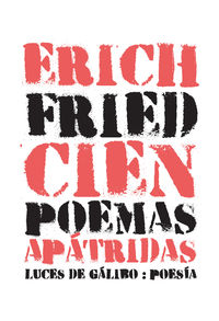 cien poemas apatridas - Erich Fried