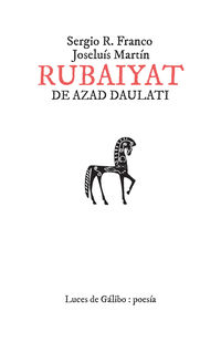 RUBAIYAT DE AZAD DAULATI
