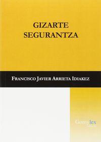 Gizarte Segurantza - F. J. Arrieta Idiakez