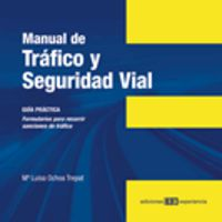 Manual De Trafico Y Seguridad Vial - Maria Luisa Ochoa Trepat