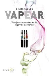 VAPEAR - VENTAJAS E INCONVENIENTES DEL CIGARRILLO ELECTRONICO