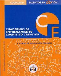 Ep 3 - Cuad. Entrenamiento Cognitivo-creativo - Agustin  Regadera Lopez  /  Jose Luis  Sanchez Carrillo
