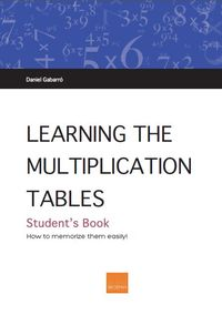 LEARNING THE MULTIPLICATION TABLES