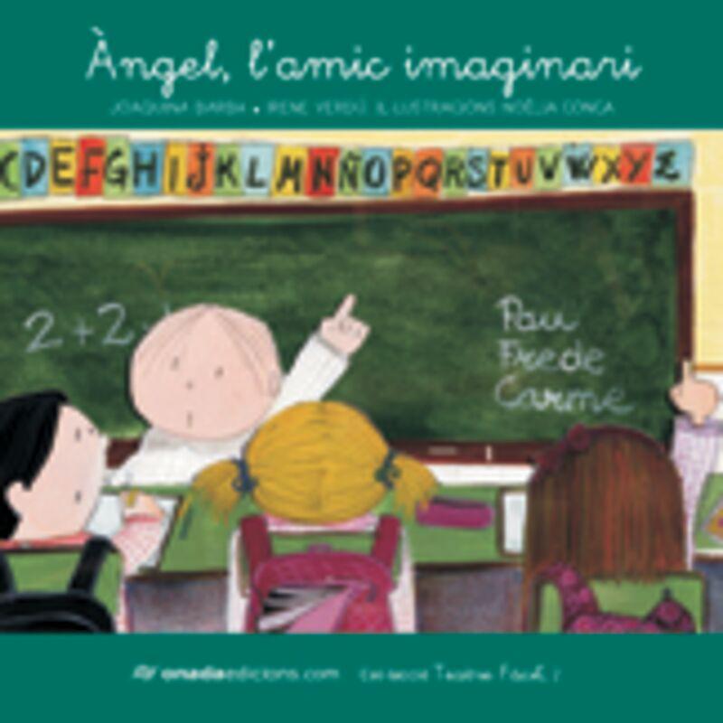 ANGEL, L'AMIC IMAGINARI