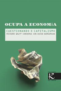 Ocupa A Economia - Wolff Richard