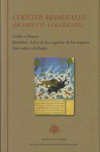 Cuentos Medievales - De Oriente A Occidente - Maria Jesus Lacarra