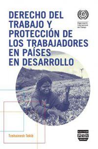 DERECHO DEL TRABAJO Y PROTECCION DE LOS TRABAJADORES EN PAISES EN DESARROLLO