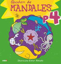 Quadern De Mandales P4 - Aa. Vv.