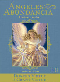 ANGELES DE ABUNDANCIA - CARTAS ORACULO (+CARTAS)