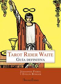 TAROT RIDER WAITE - GUIA DEFINITIVA