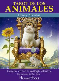 TAROT DE LOS ANIMALES (+78 CARTAS)