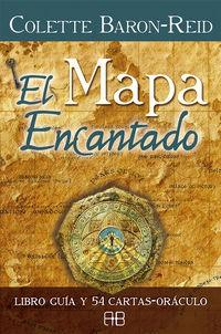 MAPA ENCANTADO, EL (+54 CARTAS-ORACULO)