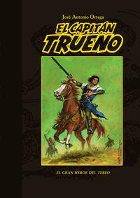 CAPITAN TRUENO, EL - EL GRAN HEROE DEL TEBEO