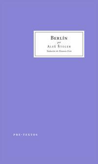Berlin - Ales Steger