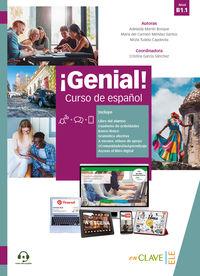 GENIAL B1.1 - CURSO ESPAÑOL