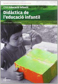 GS - DIDACTICA DE L'EDUCACIO INFANTIL (CAT)