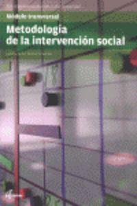 GM / GS - METODOLOGIA DE LA INTERVENCION SOCIAL - MODULO TRANSVERSAL