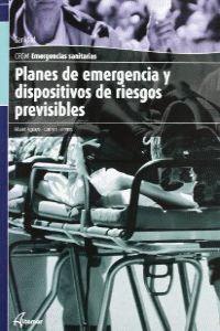 Gm - Planes De Emergencia Y Dispositivos De Riesgos Previsibles - Eduard  Aguayo  /  Carmen  Ferreres