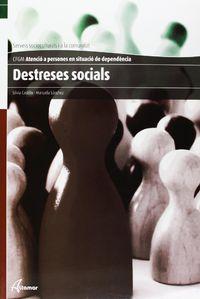 GM - DESTRESES SOCIALS (CAT) - ATENCIO A PERSONES EN SITUACIO DE DEPENDENCIA