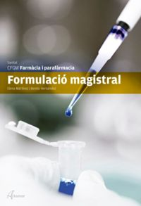 GM - FORMULACIO MAGISTRAL (CAT) - FARMACIA I PARAFARMACIA