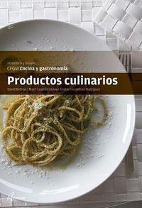 Gm - Productos Culinarios - Aa. Vv.