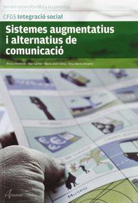 GM - SISTEMES AUGMENTATIUS I ALTERNATIUS DE COMUNICACIO (CAT)
