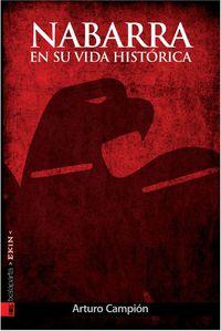 Nabarra En Su Vida Historica - Arturo Campion