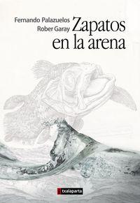 ZAPATOS EN LA ARENA