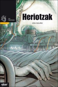 Heriotzak - Josu Waliño Pizarro