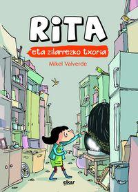 Rita Eta Zilarrezko Txoria - Mikel Valverde Tejedor
