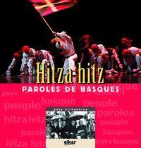 HITZA HITZ - PAROLES DE BASQUES