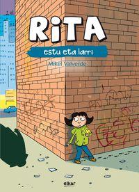 Rita Estu Eta Larri - Mikel Valverde Tejedor