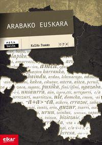 arabako euskara - Koldo Zuazo Zelaieta