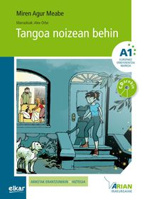 tangoa noizean behin (a1) (+cd) - Miren Agur Meabe Plaza