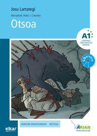 Otsoa (a1) (+cd) - Josu Lartategi Yustos