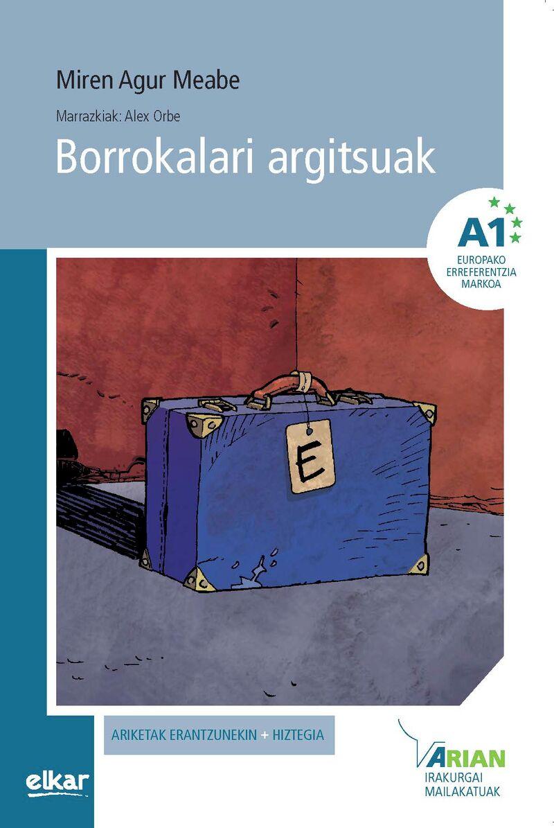 Borrokalari Argitsuak (a1) (+cd) - Miren Agur Meabe Plaza