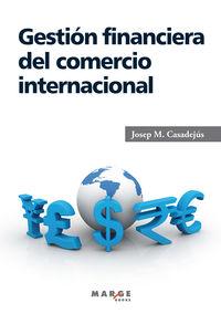 GESTION FINANCIERA DEL COMERCIO INTERNACIONAL