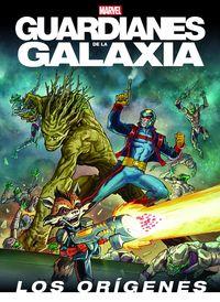 Guardianes De La Galaxia - Los Origenes - Aa. Vv.
