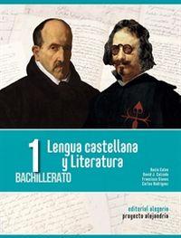 BACH 1 - LENGUA CASTELLANA Y LITERATURA - ALEJANDRIA