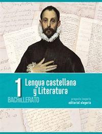 BACH 1 - LENGUA CASTELLANA Y LITERATURA - ISEGORIA