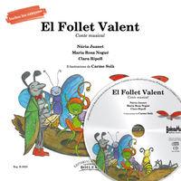 FOLLET VALENT, EL (+CD)