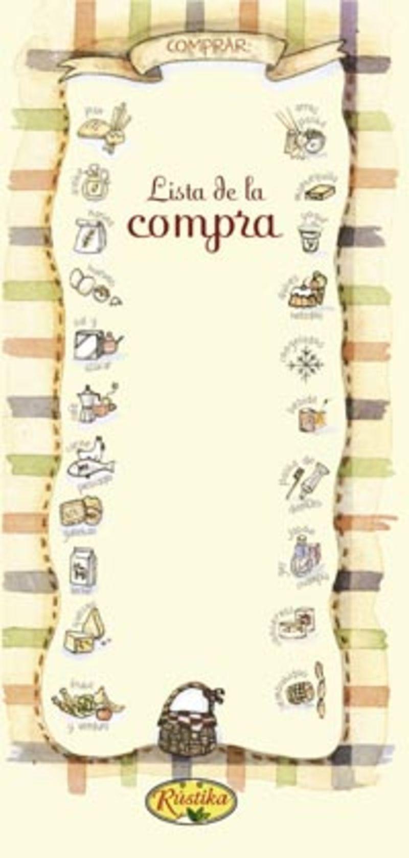 Lista De La Compra - Aa. Vv.