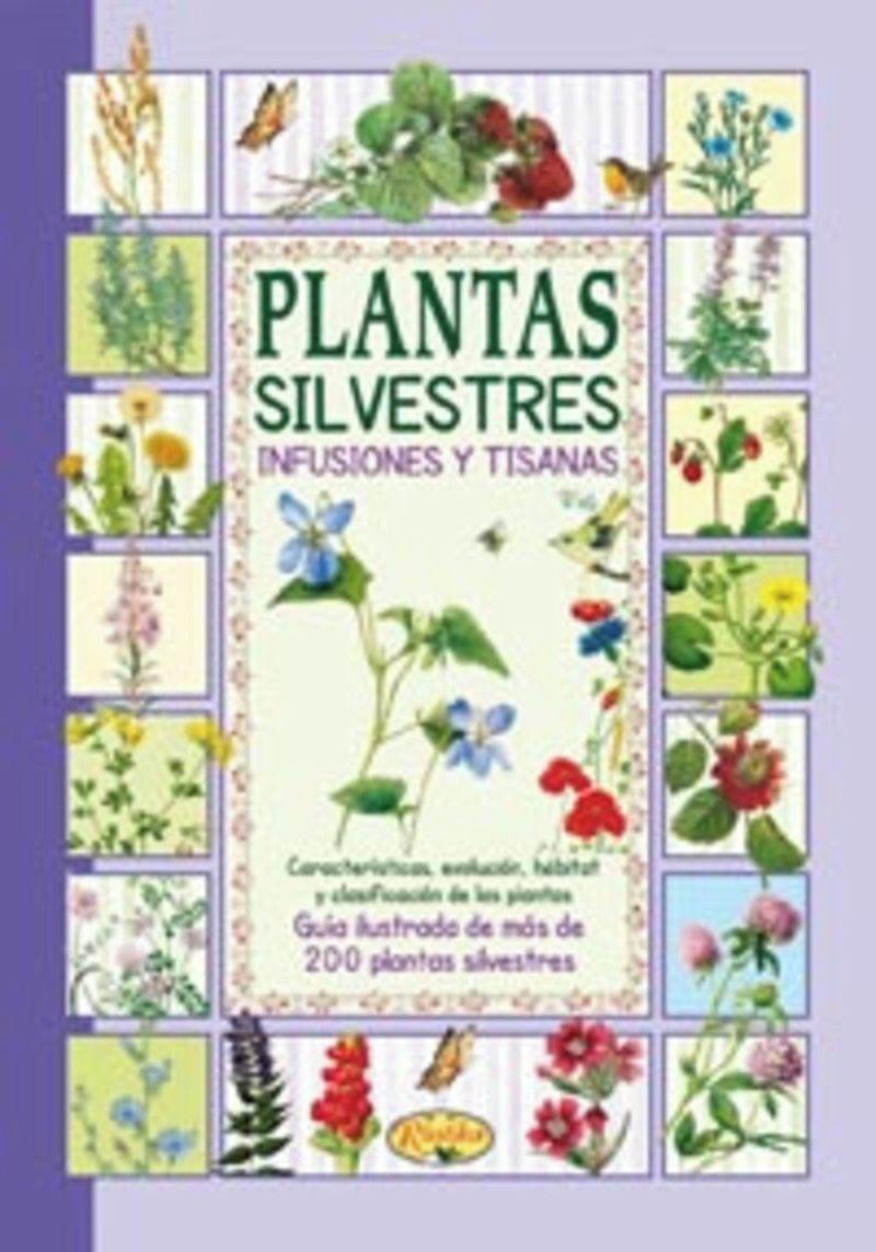 Plantas Silvestres, Infusiones Y Tisanas - El Sabor De Nuestra Tierra - Aa. Vv.
