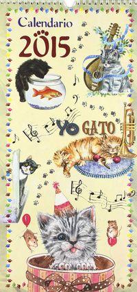 Calendario Universal Yo Gato (r0010009) - Aa. Vv.