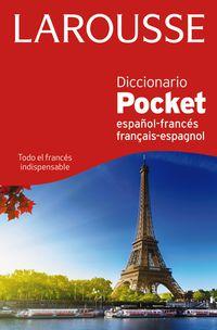 diccionario pocket español / frances - français / espagnol - Aa. Vv.