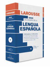 Gran Diccionario De La Lengua Española (+cd-Rom) - Aa. Vv.